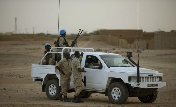 Terrorist Attack Kills 10 Chadian UN Peacekeepers in Mali