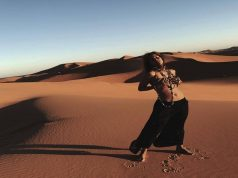 The Charm of the Moroccan Sahara Attracts Oscar Winning Actress Halle Berry