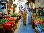 Morocco's Consumer Price Index Increased by 1.9% in 2018