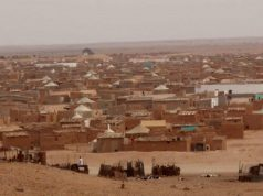 Sahrawi Family Protest Malnutrition, Armed Blockade in Tindouf Camps