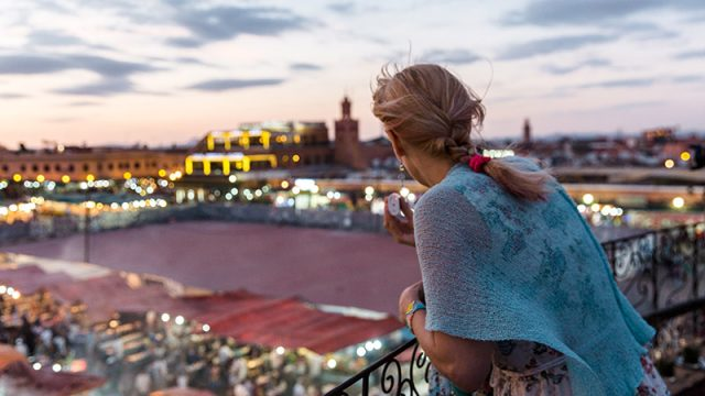 Morocco is Most Popular Non-European Tourist Destination for Spaniards