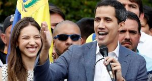Venezuela's Juan Guaido Wants Diplomatic Recognition from Morocco