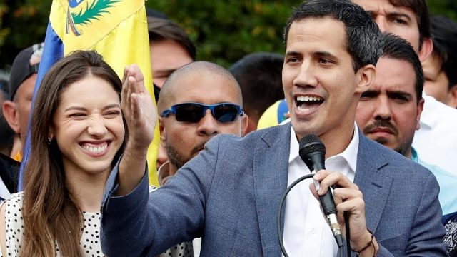 Guaido Renews 'Total' Determination to Build Confident Diplomatic Ties with Morocco
