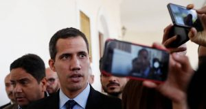 Guaido's Potential Government to Reconsider Recognizing Self-Proclaimed SADR