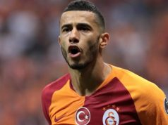 Belhanda Not Thinking of Leaving Turkey's Galatasaray