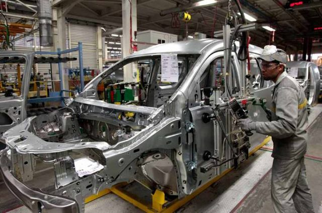 Morocco's Auto Sector Shows Growth Compared to Previous Years