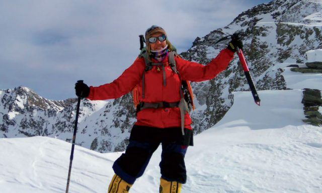 Morocco's Bouchra Baibanou Finishes 7 Summit Challenge in Antarctica
