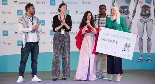 Moroccan Student Wins Arab Innovation Academy Award with Travel App