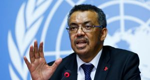 WHO Director-General Visits Ebola-Stricken Democratic Republic of Congo