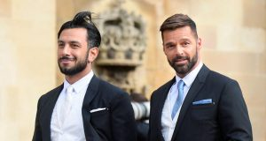 Singer Ricky Martin and Husband Welcome Baby Daughter