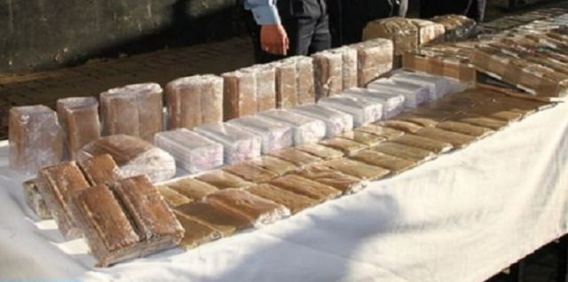 Moroccan Army Seizes 3,700 Kilograms of Cannabis Near Defense Wall