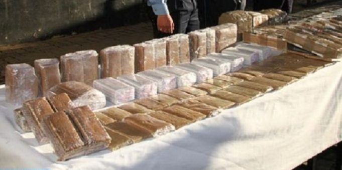 Moroccan Police Abort Drug Trafficking Operation in Nador