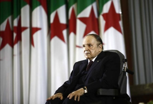 Ailing Algerian President Abdelaziz Bouteflika Says He Won't Run for 5th Term