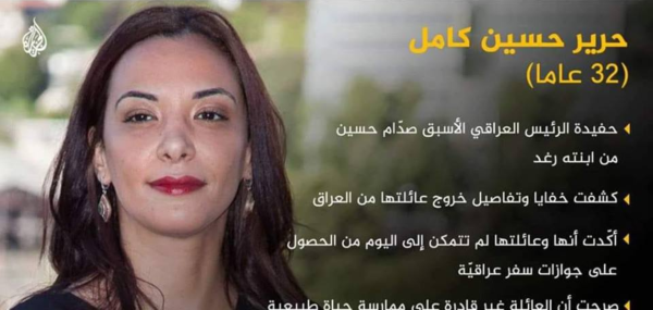 Al Jazeera Mistakes Morocco's Loubna Abidar for Saddam Hussein's Granddaughter