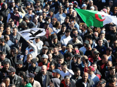 Algerian Police Arrest 41 Protesters Opposing Bouteflika's Re-Election