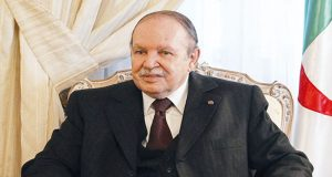 Algeria's Bouteflika Promises to Hold Early Elections if Re-Elected