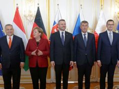Merkel, Visegrad to Team Up in Morocco to Reduce Irregular Migration