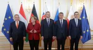 Merkel, Visegrad to Team Up in Morocco to Reduce Irregular Migration