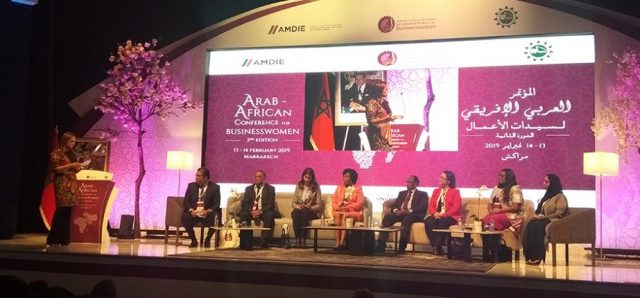 Arab and African Businesswomen Gather in Marrakech