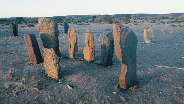 Archeologists Discover Centuries-Old Mysterious Stones in Western Sahara