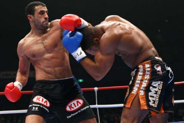 Badr Hari on Doping Rumors: 'Facts Will Speak For Themselves'