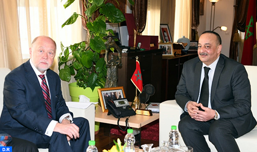 Morocco, Chile, Discuss Cultural Cooperation, Commit to Growing Closer