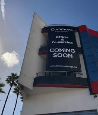 Commons Zerktouni to Open Shared Workspace in Casablanca this Week