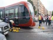 Cyclist Dies in Casablanca Tramway Accident