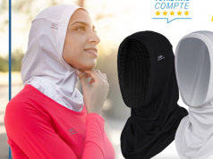 Decathlon Promotes Moroccan-Made Sports Head Scarves for Hijabi Women