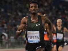 Ethiopia's Samuel Tefera Breaks El Guerrouj's Record for 1500m