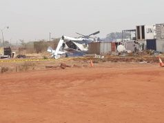 Ethiopian Helicopter Crashes in South Sudan, Killing 3 Crew Members