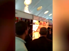 Fire Breaks Out at Casablanca International Book Fair