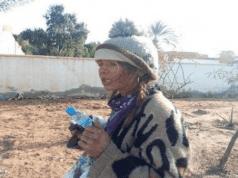 Homeless British tourist in Morocco