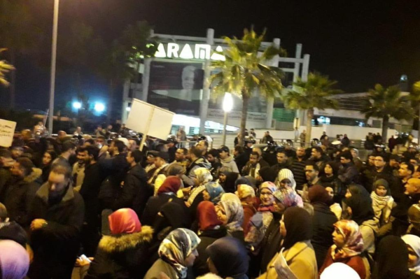 Hundreds Rally in Casablanca to Protest Pro-Israeli Enrico Macias Concert