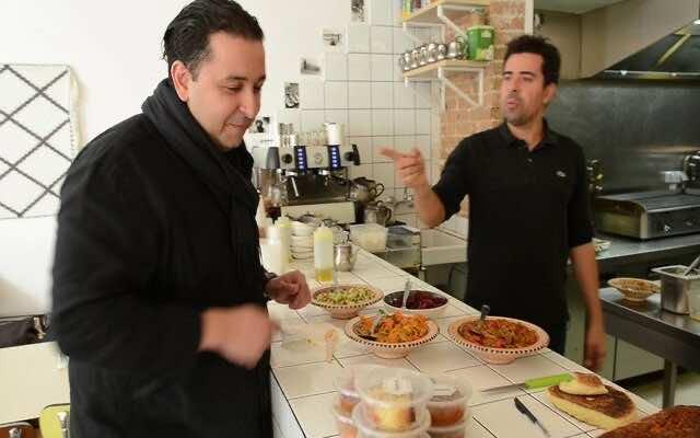 British Royal Couple to Receive Moroccan Culinary Artist Khalid Dahbi