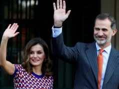 King Felipe VI, Queen Letizia Leave Morocco after Successful Royal Visit
