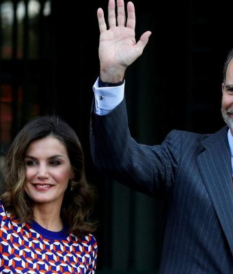 King Felipe VI, Queen Letizia Leave Morocco after Successful Royal Visit
