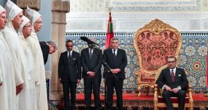 King Mohammed VI Receives New Walis Appointed for Territorial, Central Administrations