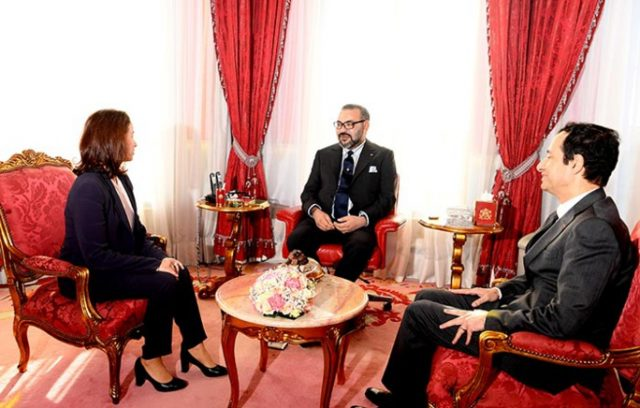 King Mohammed VI Appoints New President of Board of Hassan II Fund
