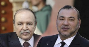Bouteflika Congratulates King Mohammed VI on 30th Anniversary of AMU