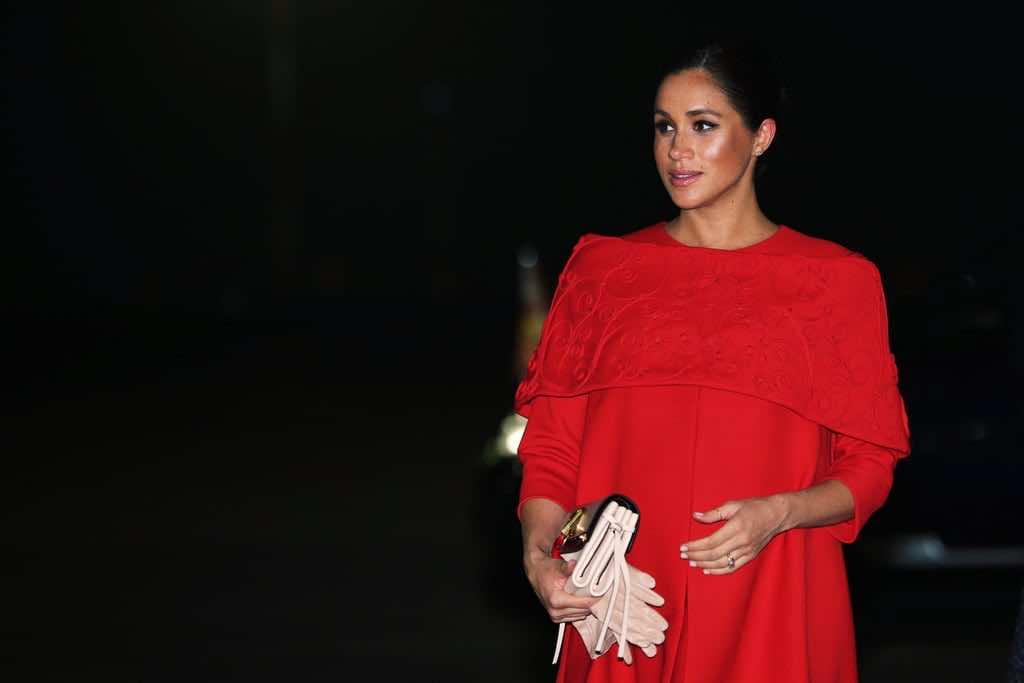 duchess meghan markle s entire morocco wardrobe cost 111 000 duchess meghan markle s entire morocco