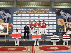 Morocco Claim 8 Gold Medals in the Africa Karate Championship