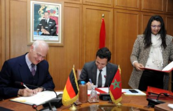 Germany Grants Moroccon €330.5 millioto Support Sustainable Development
