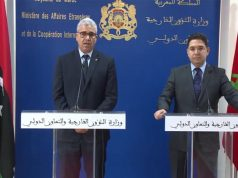 Morocco Reaffirms its Support to Restore Stability in Libya