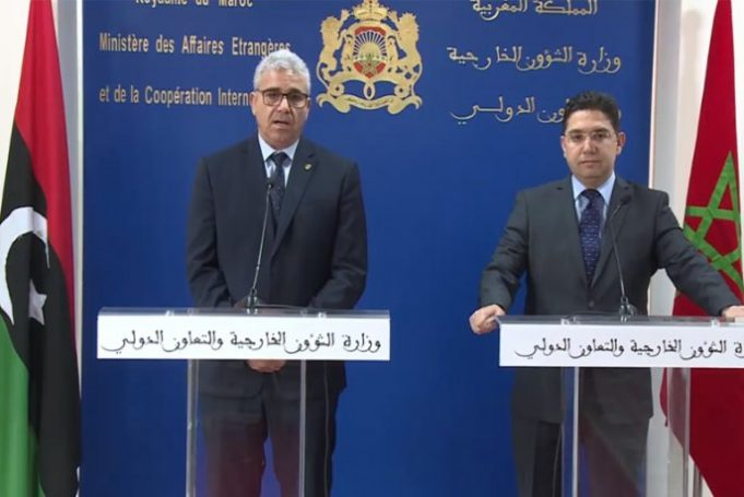 Morocco Calls for Dialogue in Libya, Denounces Military Action