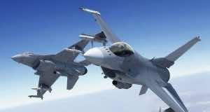 F16 Viper aircraft