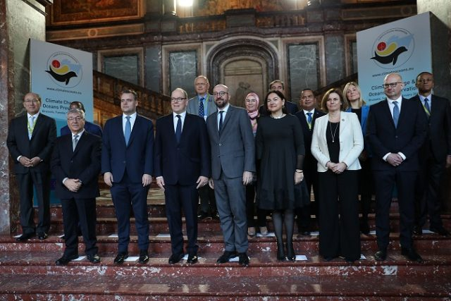 Representatives of Brussels Declaration signatory states