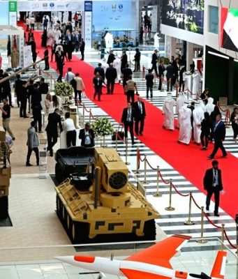 Morocco Takes Part in Abu Dhabi International Defense Exhibition