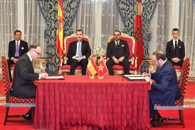 Morocco, Spain to Launch Railway Line