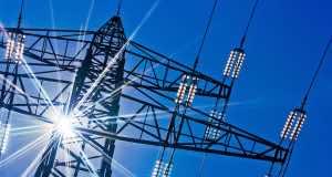 Electricity transmission grid